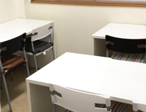 学習室の様子